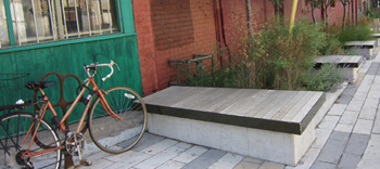 PMA's Parkettes Win Toronto Urban Design Award of Merit