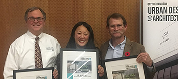 PMA Wins Hamilton Urban Design Awards 2017