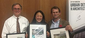 PMA Wins Hamilton Urban Design Awards 2017