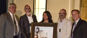 PMA Recipient of Unilock Award