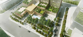 PMA Wins Etobicoke Civic Centre Competition