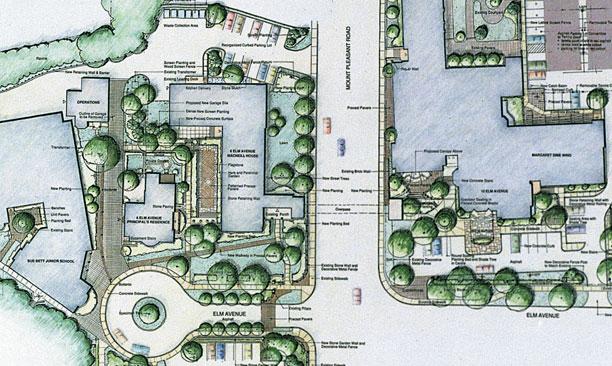 School environments pma landscape architects ltd for Dsb landscape architects