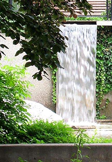 Victoria University, University of Toronto Gardens